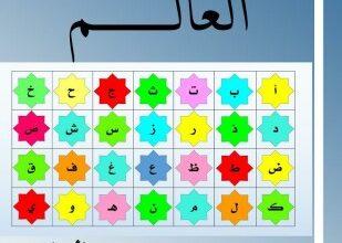 صورة العربية لغة العالم