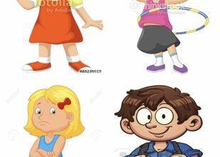 صورة تعليم الأطفال أسماء جموع صفات