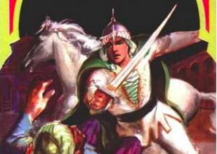 صورة جاسوس قرطبة سلسلة فارس الأندلس