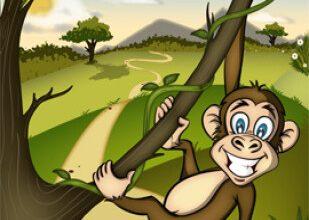 صورة قصة جد القرود