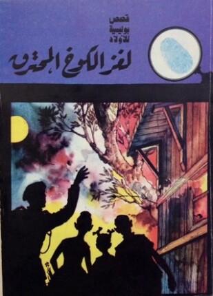 تحميل وقراءة قصة لغز الكوخ المحترق تأليف محمود سالم pdf مجانا
